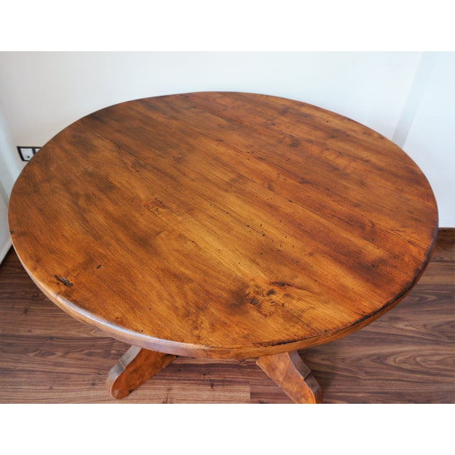 Pair of Country Spanish Round Tables - Image 5 of 10