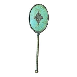 1950s Louis XVI Style Vanity Hand Mirror For Sale