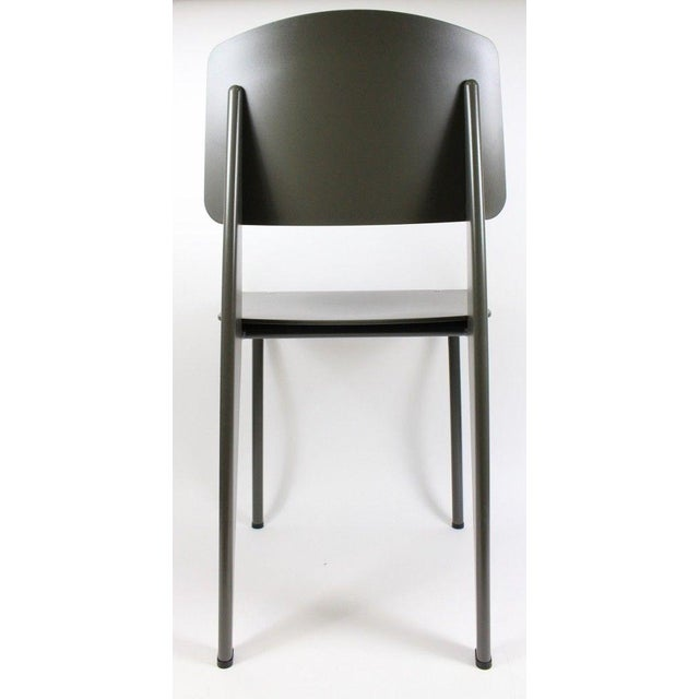 Jean Prouve Standard SP Chair For Sale - Image 9 of 11