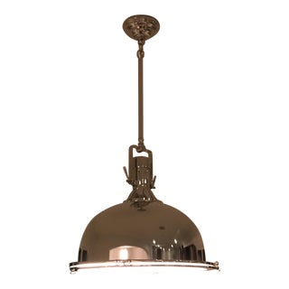 Stainless Steel Pendant Lamp
