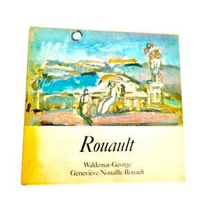1970s Vintage Rouault's Universe Art Book For Sale