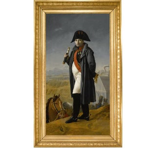 NAPOLEON BEFORE THE BATTLE OF MOSCOW BY JOSEPH FRANQUE For Sale
