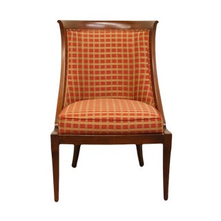 20th Century Traditional Ethan Allen Accent Chair For Sale