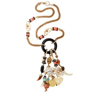 Vrba Pendant Necklace For Sale