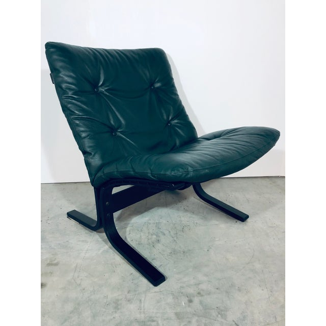 "Westnofa Furniture Ingmar Relling for Westnofa ""Siesta"" Chair, Vintage 1970s For Sale - Image 4 of 12"
