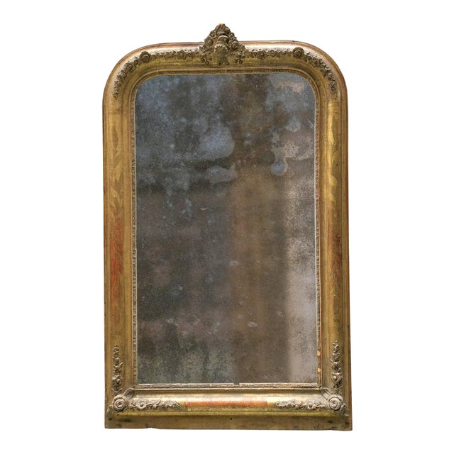 19th Century Provincial Mirror For Sale - Image 11 of 13