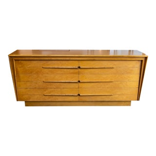 Mid-Century Modern Six-Drawer Dresser by Edmund Spence For Sale