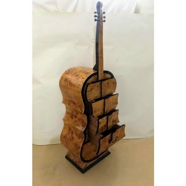 Biedermeier Biedermeier Violin Chest of Drawers For Sale - Image 3 of 5