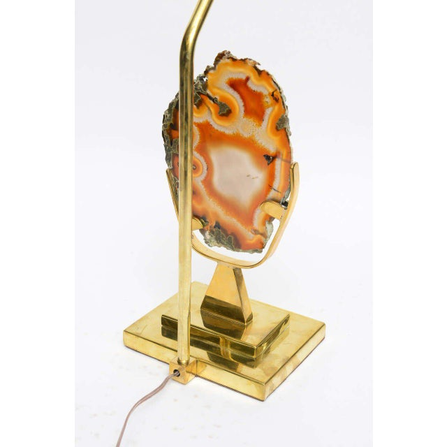 Gold Willy Daro Table Lamp For Sale - Image 8 of 10