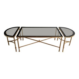 1940's Tripartite Coffee Table For Sale