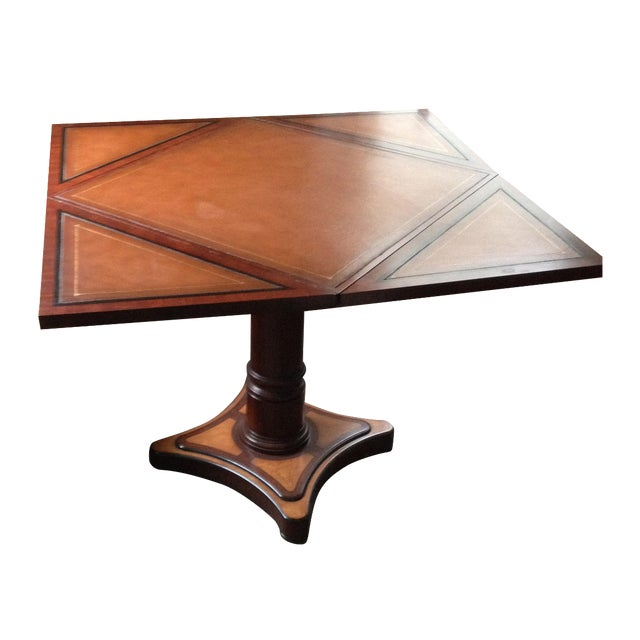 Maitland-Smith Game Table - Image 1 of 5