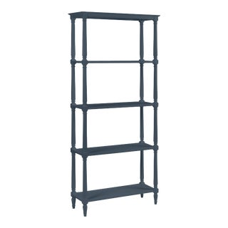 Walker Etagere, Hale Navy For Sale