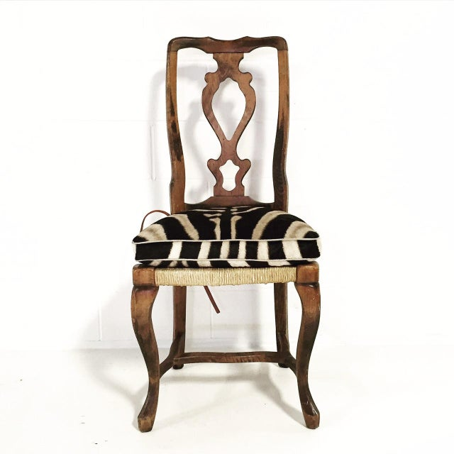Provincial Side Chair - Image 3 of 8