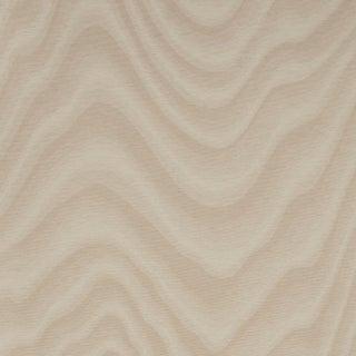 Schumacher Claridge Wallpaper in Cream For Sale
