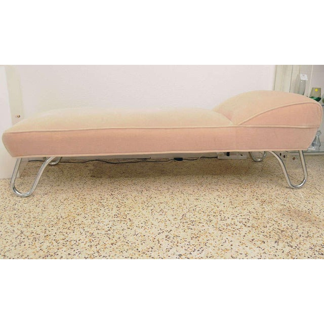 Art Deco Art Deco Chaise by Kem Weber For Sale - Image 3 of 10