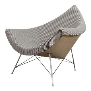 1950s George Nelson Coconut Chair For Sale