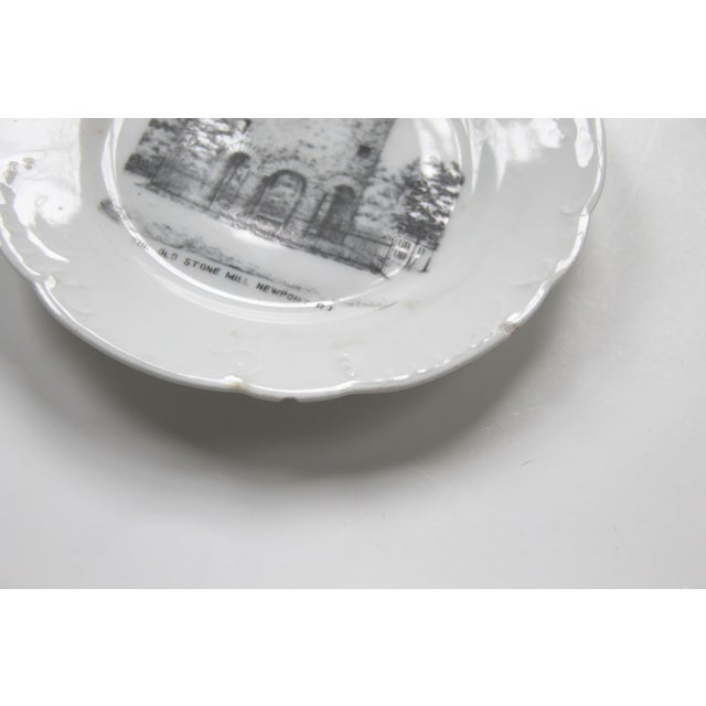 Mismatched Transfer Ware Plates - Set of 12 - Image 4 of 5