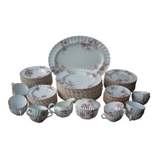 Spode Copeland Pattern China - Set of 75 For Sale
