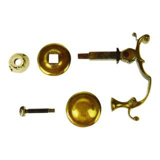Antique 19th Century Brass Door Knocker
