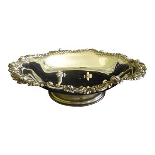 Tiffany & Co. 1891 Sterling Serving Bowl For Sale