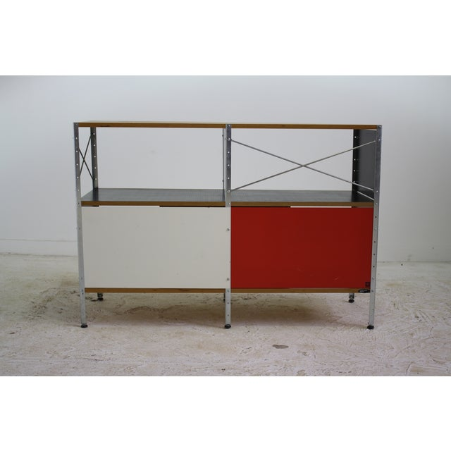 Eames Herman Miller Storage Unit 2x2 - 19 Avail. - Image 7 of 8