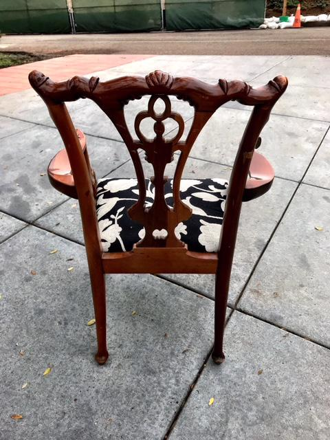 Chippendale Claw Foot And Ball Dining Chairs   Set Of 8   Image 4 Of 9