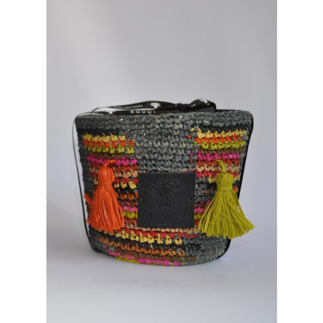 Boho Chic Baobab Collection Babou Candle Holder With Scented Max 10 Candle For Sale - Image 3 of 5