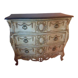 Lucca Hand-Painted Commode