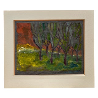 Fritz Blumenthal Edge of the Forest For Sale