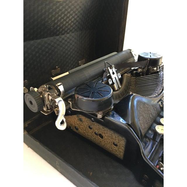Corona 4 Portable Typewriter With Case - Image 7 of 7