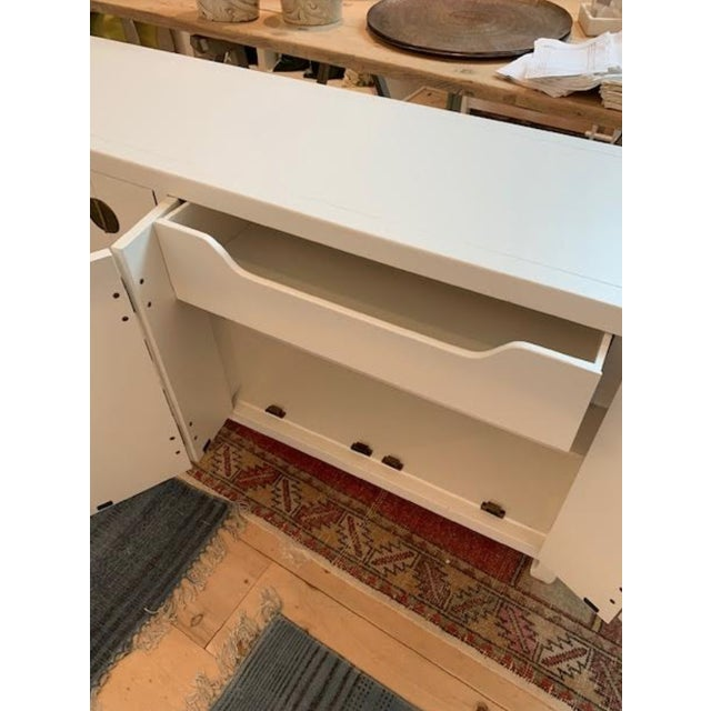 Mid-Century Modern 1960s Henredon Ming Console For Sale - Image 11 of 13