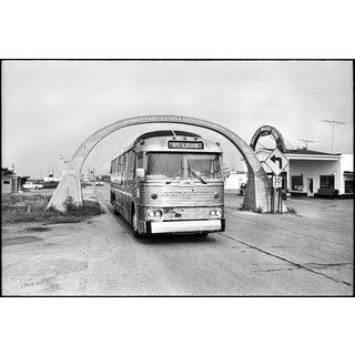 1980s Vintage Missouri Arkansas Border Photograph by Jon Randolph For Sale
