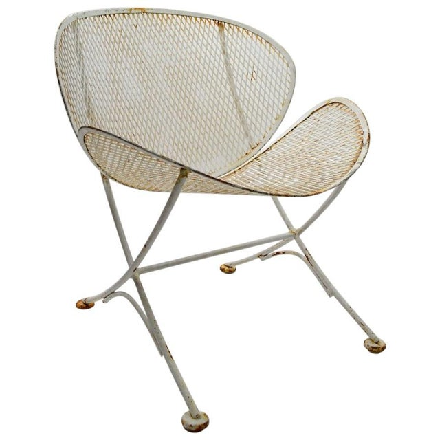 Pair of Tempestini for Salterini Clamshell Lounge Chairs For Sale - Image 9 of 9