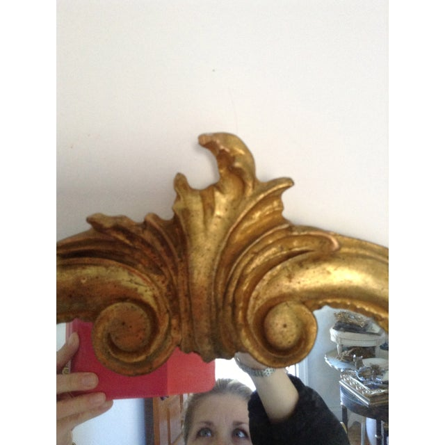 Rococo Rococo Style Mirror For Sale - Image 3 of 3