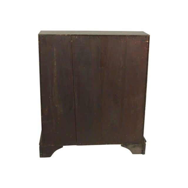 19th-C. Irish Georgian-Style Secretary Desk For Sale - Image 11 of 12