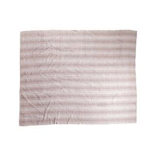 "Vintage Flatweave Carpet - 7'4"" X 9' For Sale"