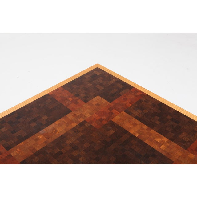 Middelboe and Lindum Mosaic Coffee Table For Sale - Image 6 of 8