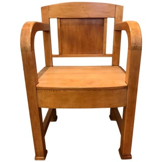 Viennese Secession Armchair For Sale