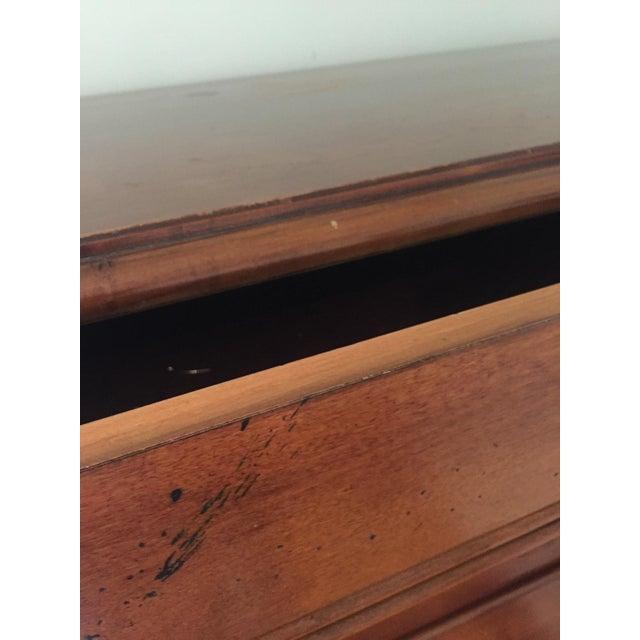 Elegant Wood Dresser - Image 5 of 5