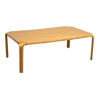 Alvar Aalto Scalloped Coffee Table for Artek For Sale