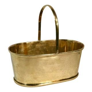 Mottahedeh Design Solid Brass Planter For Sale