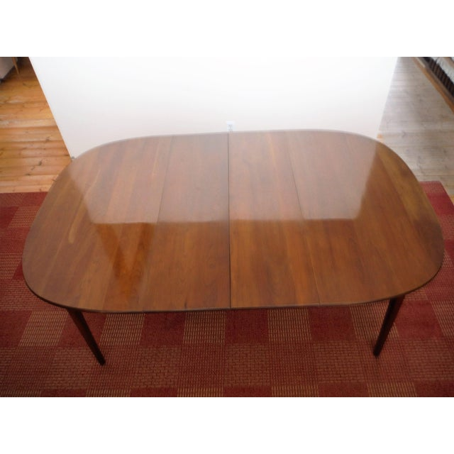 Heywood-Wakefield Solid Cherry Dining Set - Image 7 of 11