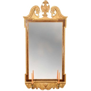 Fine George II Parcel-Gilt Mirror For Sale