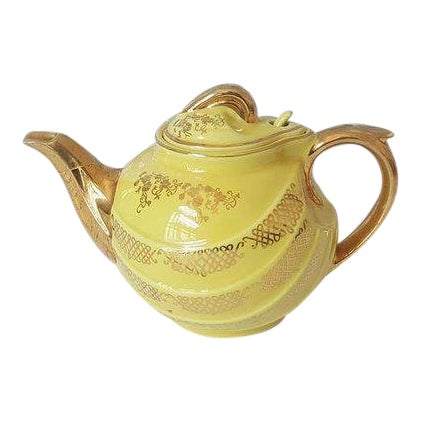 hall teapots made in usa