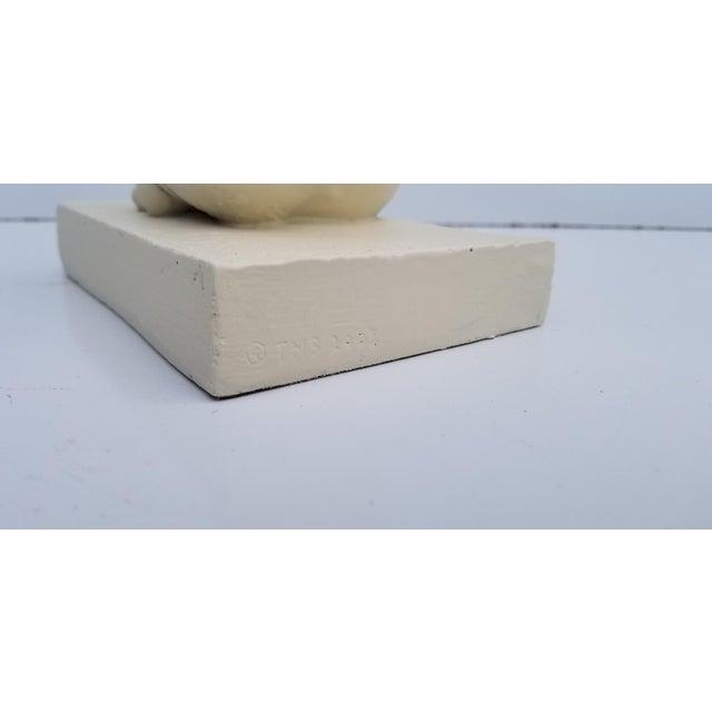 Vintage Art Modern Plaster Cast Foot Sculpture For Sale In Miami - Image 6 of 8