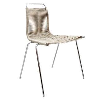 Poul Kjaerholm Pk-1 Dining Chair For Sale