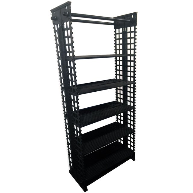 Restoration Hardware Carnegie Single Shelving Restored