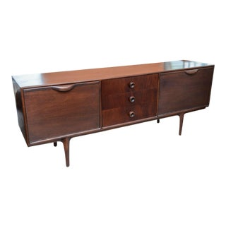 Brazilian Mahogany Credenza or Buffet, 1960s, Brazil For Sale