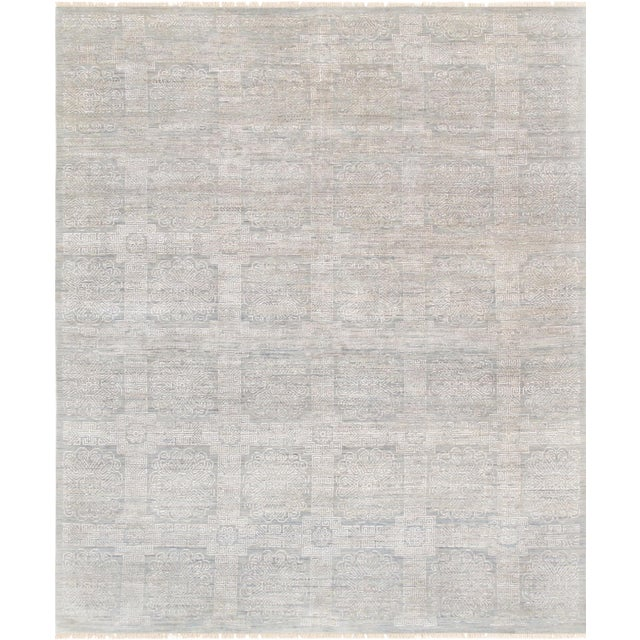 """Pasargad Transitiona Area Rug- 8' 1"""" X 9' 9"""" - Image 1 of 3"""