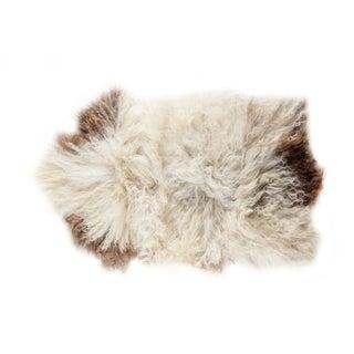 "Contemporary Hand-Tanned Sheepskin Pelt - 2'0""x3'6"" Preview"